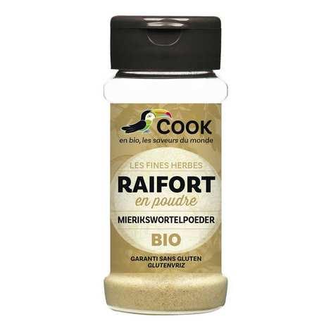Cook - Herbier de France - Raifort en poudre bio