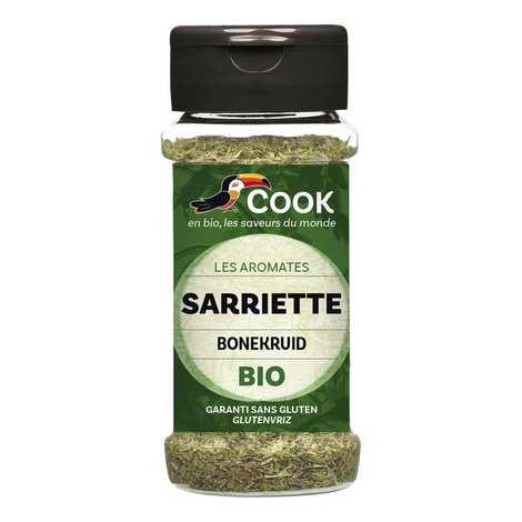 Cook - Herbier de France - Sarriette feuilles bio