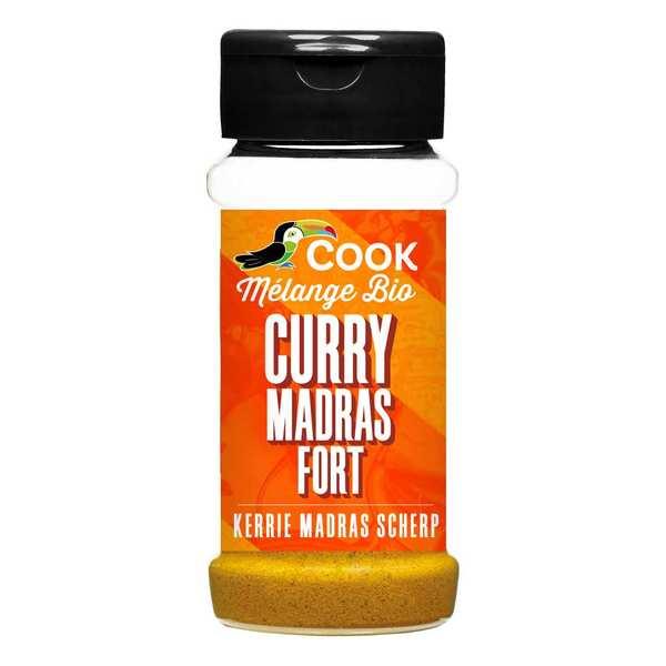 Curry de Madras bio