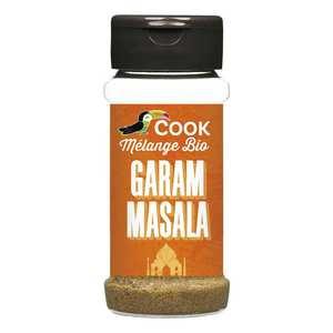 Cook - Herbier de France - Garam masala bio