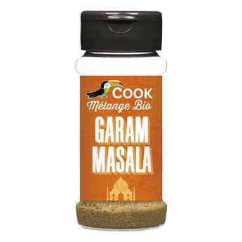 Cook - Herbier de France - Organic Garam Masala