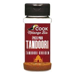 Cook - Herbier de France - Organic Tandoori Spices