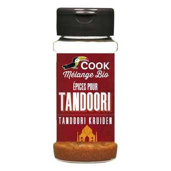 Cook - Herbier de France - Epices pour tandoori bio