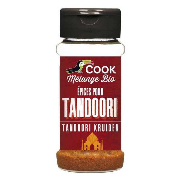 Organic Tandoori Spices