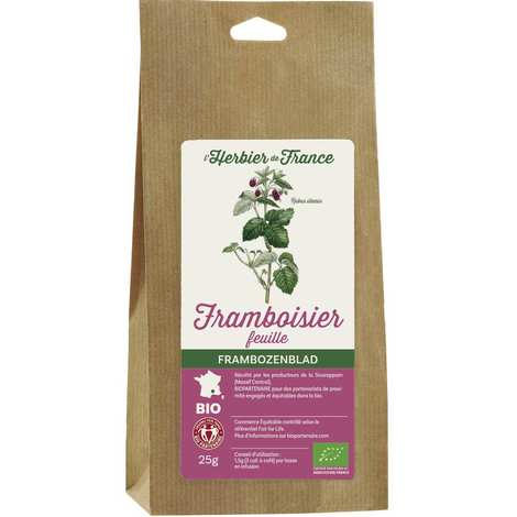 Cook - Herbier de France - Organic Raspberry Leaf Herbal Tea