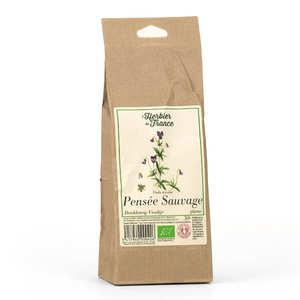 Cook - Herbier de France - Organic Wild Pansy Herbal Tea