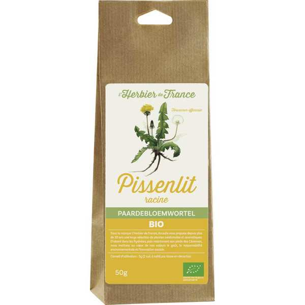 Organic Dandelion Root Herbal Tea