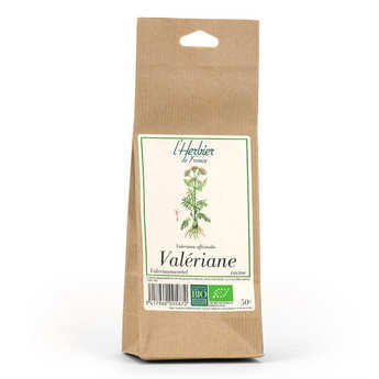 Cook - Herbier de France - Organic Valerian Root Herbal Tea