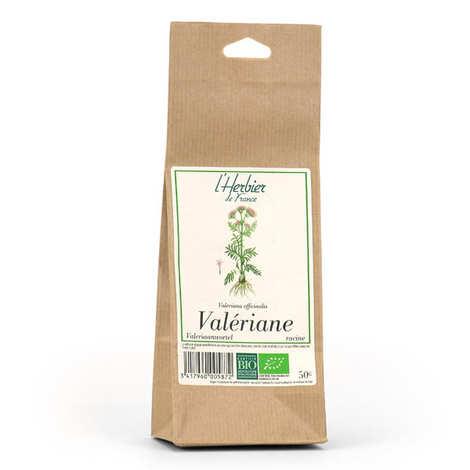 Cook - Herbier de France - Infusion de racine de valériane bio