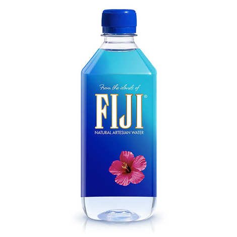 Fiji water - Fiji natural artesian water in 50cl bottle