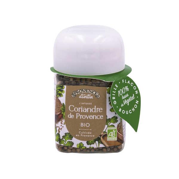Organic Coriander From Provence