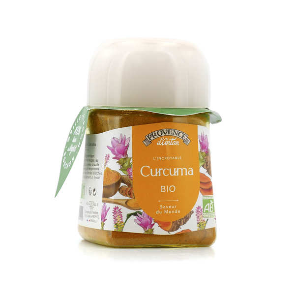 Organic Turmeric In Powder