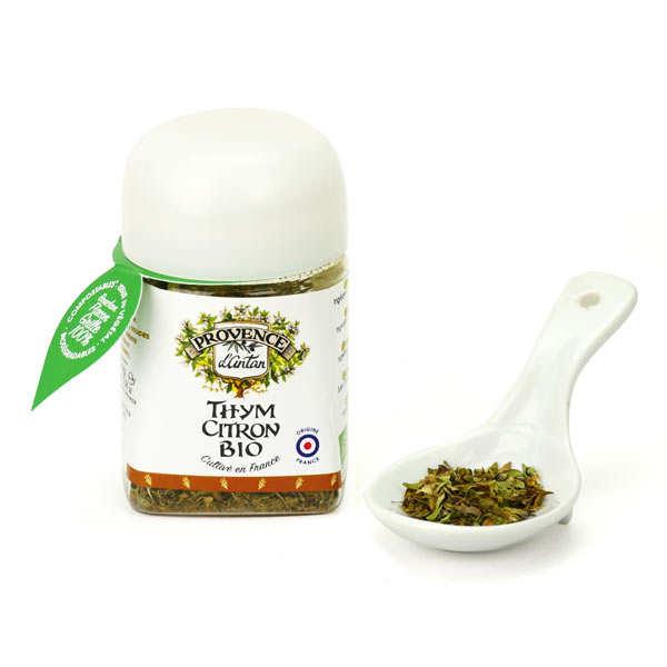 Organic Lemon Thyme From France