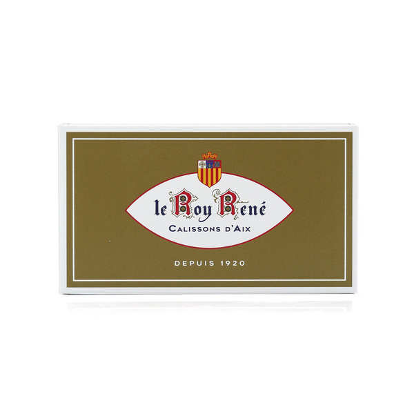 French Calissons d'Aix - Decorated Case Almonds