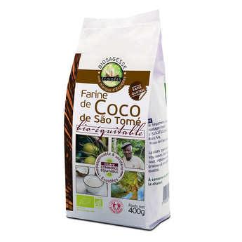 Biosagesse - Farine de coco bio