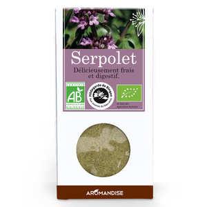 Aromandise - Serpolet bio