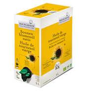 BioPlanète - Huile de tournesol vierge bio en Bag in Box