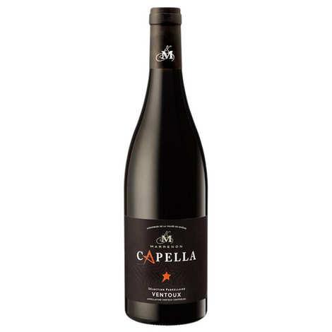 Marrenon - Capella Red Wine From AOC Ventoux
