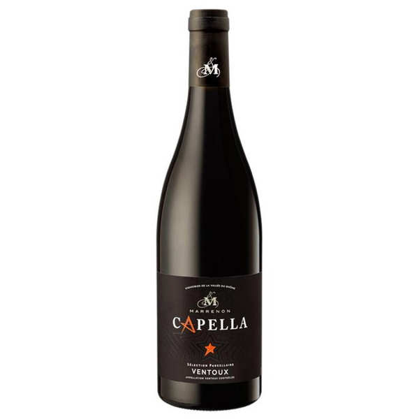Capella Red Wine From AOC Ventoux
