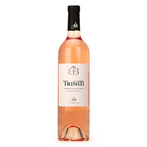 Marrenon - Trinity - Rosé Wine From Provence