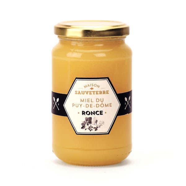 Miel de ronce du Puy-de-Dôme