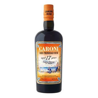 Velier - Caroni 17 yo Trinidad rum 55%