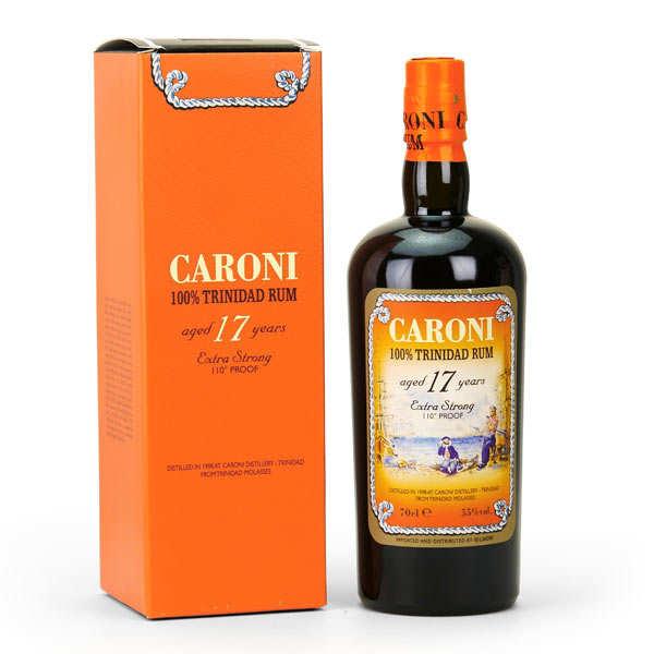 Caroni 17 yo Trinidad rum 55%