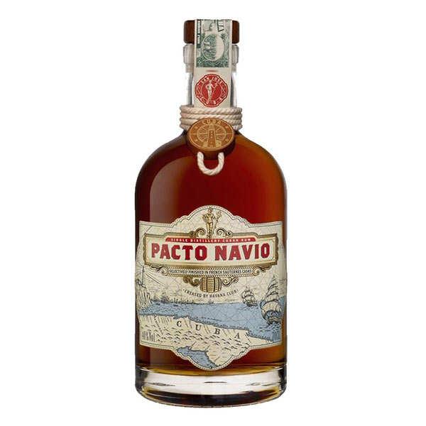 Pacto Navio rum 40%