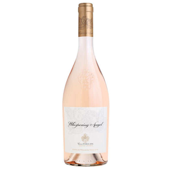 Caves d'Esclans Whispering Angel - Rosé Wine From Provence