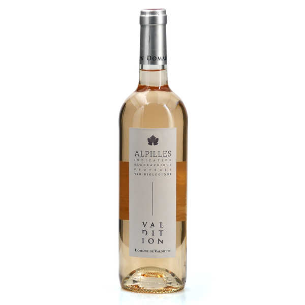 Domaine de Valdition - Alpilles - Organic Rosé Wine From Provence