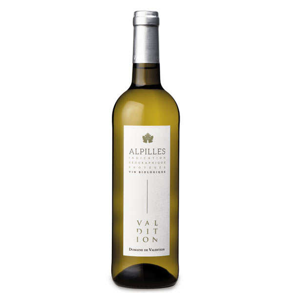 Domaine de Valdition - Alpilles - Organic White Wine From Provence