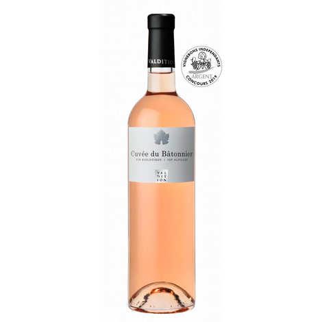 Domaine de Valdition - Domaine de Valdition - Cuvée du Batonnier IGP vin rosé bio