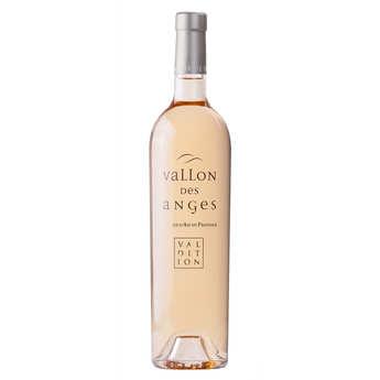 Domaine de Valdition - Domaine de Valdition - Vallon des Anges Coteaux d'Aix en Provence rosé bio