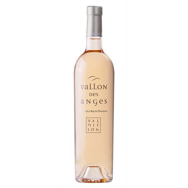 Domaine de Valdition - Vallon des Anges Coteaux d'Aix en Provence rosé bio