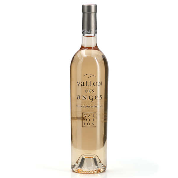 Domaine de Valdition - Vallon des Anges - Organic Rosé Wine From Provence