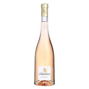 Château Les Valentines - Château Les Valentines - AOC Côtes de Provence rosé bio