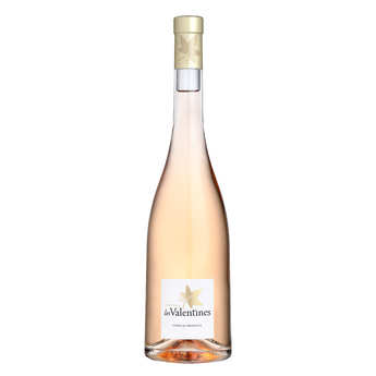Château Les Valentines - Château Les Valentines - Organic Rosé Wine From Provence