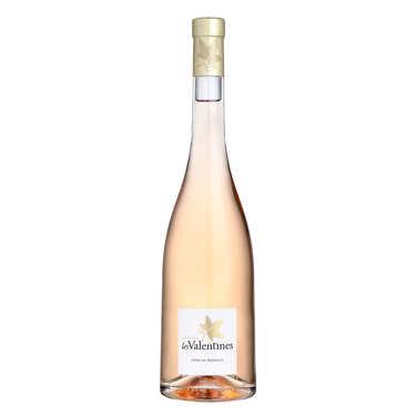 Château Les Valentines - AOC Côtes de Provence rosé bio