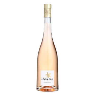Château Les Valentines - Organic Rosé Wine From Provence