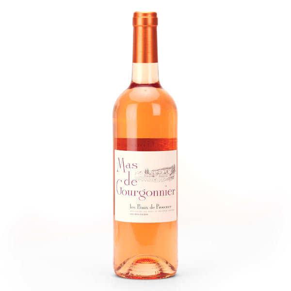 Mas de Gourgonnier Cuvée Tradition - Organic Rosé Wine From Provence