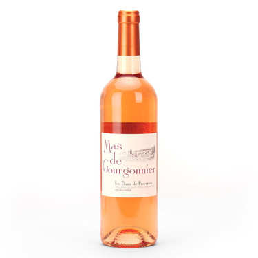 Mas de Gourgonnier Cuvée Tradition - Organic Rosé Wine From Provence