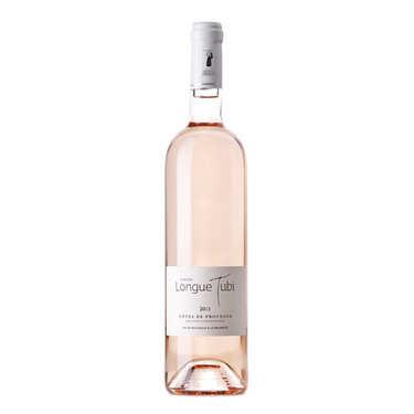Domaine Longue Tubi - Côtes de Provence AOP rosé bio