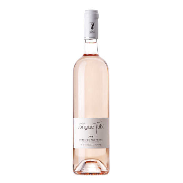 Domaine Longue Tubi - Organic Rosé Wine From Provence