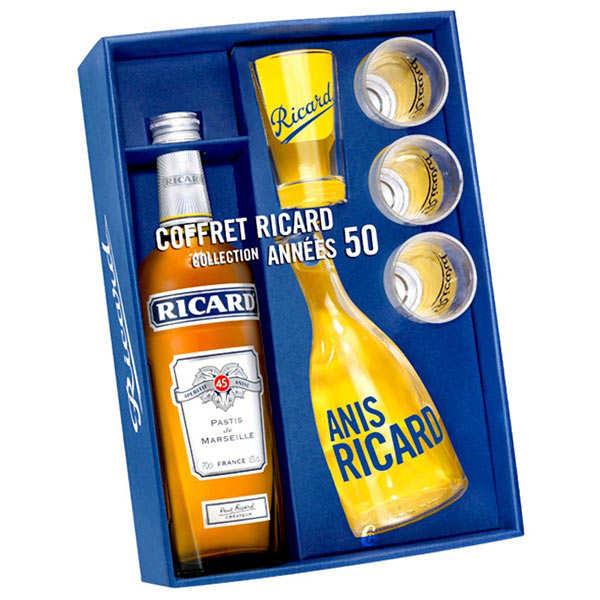 """Coffret Ricard Collection """"Années 50"""""""