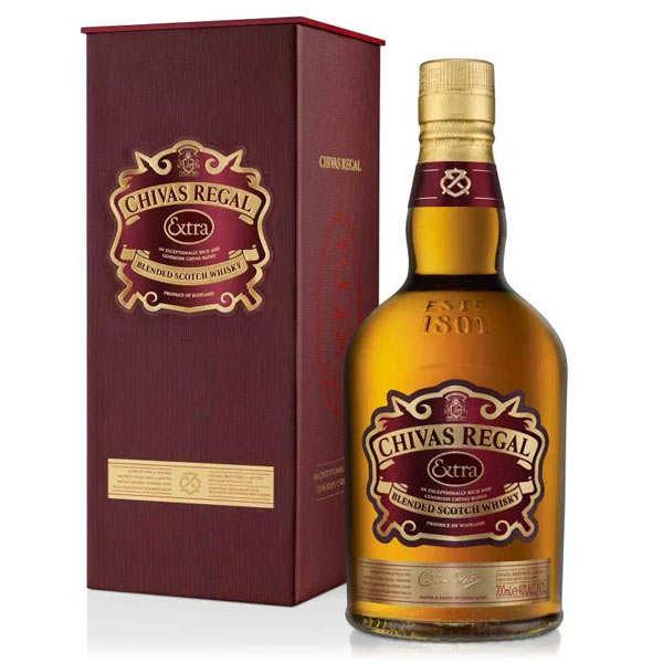 Whisky Chivas Regal Extra 40%