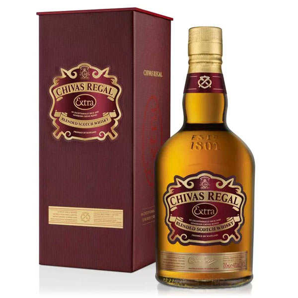 Chivas Regal Extra - Blended Scotch Whiskey 40%