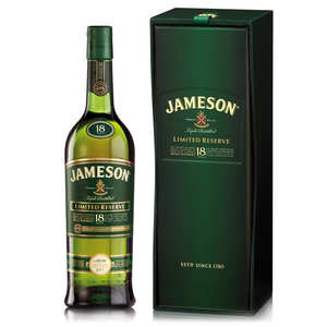 Jameson Irish Whiskey - Jameson Whisky 18 Years - Limited Reserve 40%