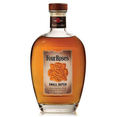 Four Roses Bourbon - Four Roses Small Batch Bourbon Whisky 45%