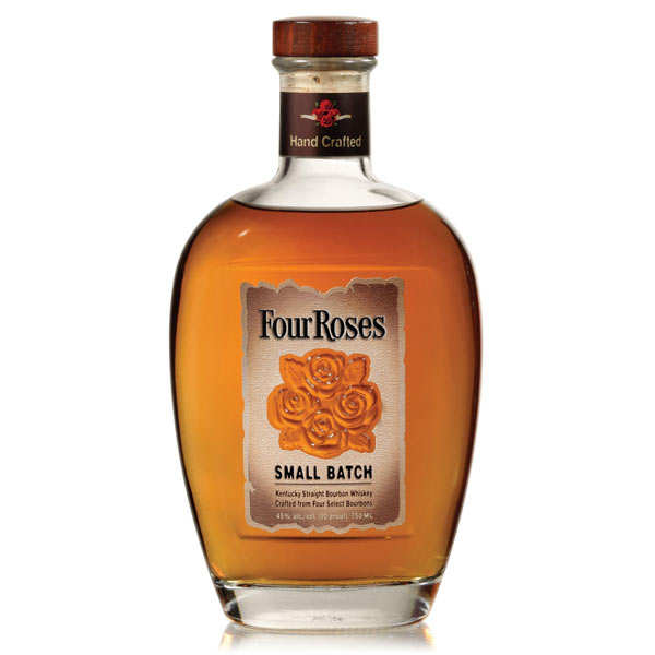 Bourbon Whisky Four Roses Small Batch 45%