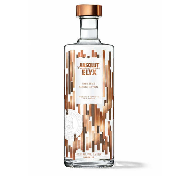 Vodka Absolut Elyx 42,3%
